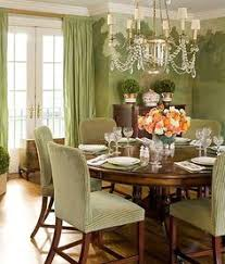 Green Dining Rooms by Green Design Of Dining Room Green Paint And Texture Ideas For