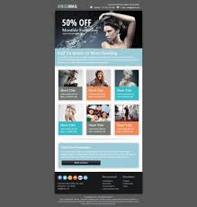 html email newsletter templates for email marketing