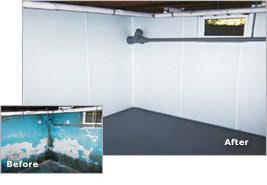 Wet Basement Systems - basement waterproofing in ohio wet basement repair contractor in