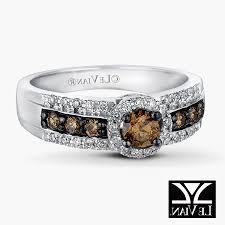 kay jewelers chocolate diamonds luxury chocolate levian diamond rings jewelry ideas