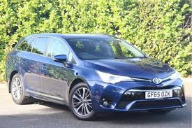 used toyota avensis cars