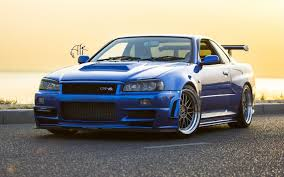 nissan gtr hd wallpaper skyline r34 wallpapers group 82
