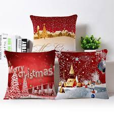 Christmas Decorative Pillow Cases by Cutestop Home Decoration Outdoor U0026 Indoor Goods U2013 Cutestop