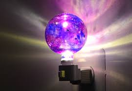 vikalpah diy galaxy night lamp