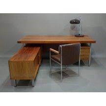 bureau vintage occasion bureau vintage moderniste d occasion vintage design scandinave