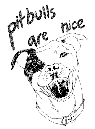 only pitbull dogs coloring pages pitbull colouring pages page 2