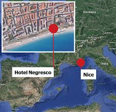 Nice France Map by Terror On Bastille Day Attack In Nice Kills 80 Injures 100 Nz