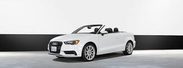 convertible audi white rent an audi a3 in los angeles b u0026w car rental