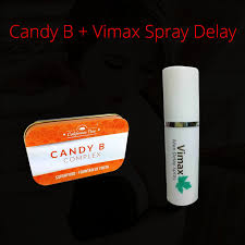 candy b vimax spray delay only21toys