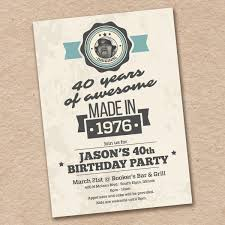 template 30th birthday invitation templates word plus 40th