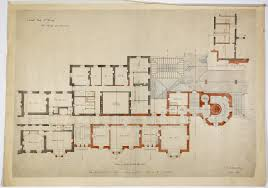 althorp house floor plan house plans
