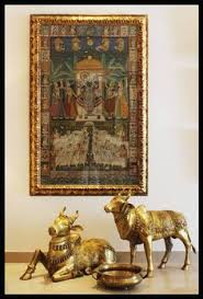 indian home decor items design decor disha indian home decor brass brass decor shelf