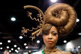 17 craziest hair show styles