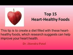 health videos 15 best foods for heart youtube