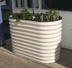 raised bed garden kit made from corrugated iron