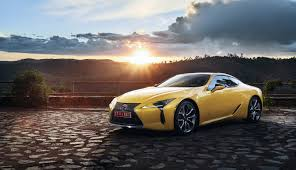lexus new 2018 471hp 3 8s 2018 lexus lc500 pricing and options announced