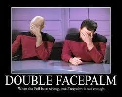 Meme Encyclopedia - image double facepalm meme jpg the loud house encyclopedia