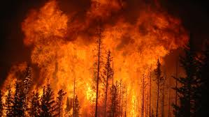 the alberta wildfire putting fiery chaos into perspective u2013 cool