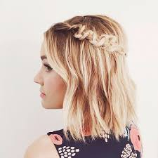 step by step braid short hair 10 braids that look amazing on short hair byrdie au