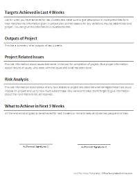 it progress report template 5 professional report templates office templates