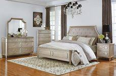 Impressive Decoration Gold And Grey Bedroom  Best Ideas About - Bedroom sets at art van