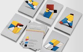 brilliant creatives design gorgeous business cards for charity