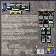 dominion dominion 2nd edition intrigue køb det billigt i dag