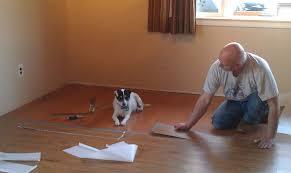 Installing Laminate Flooring Over Linoleum Laying Vinyl Flooring U2013 Modern House