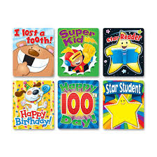 super colorful dellosa braggin u0027 badges colorful stickers happy birthday i