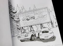 dan the pixar fan cars 3 color u0026 paint books