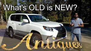 lexus suv older 2017 lexus gx 460 premium review what u0027s old is new youtube