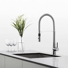 Touch Bathroom Faucet Kitchen Faucet Fabulous All Metal Kitchen Faucet Commercial