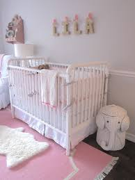 pink and gray elephant nursery grey elephant nursery and
