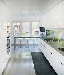 Kitchen With Stainless Steel Backsplash Stainless Steel Backsplash Advantages Tips And Ideas