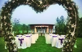 wedding arch entrance heart shaped wedding arch garden wedding decoration ideas