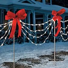 Christmas Decorations Pathway Lights by Outdoor Decorating Ideas For Christmas Outside Christmas