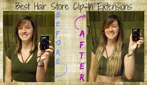 best clip in extensions using clip in hair extensions to create volume length and color