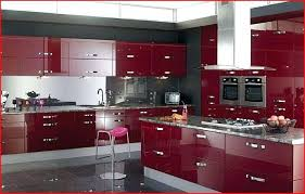 cuisine couleur bordeaux brillant cuisine couleur bordeaux brillant cuisine bordeau nouveau
