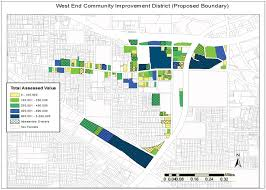 Gatech Map West End Hub Georgia Tech Michael Dobbins Studio