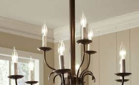 Hton Bay 5 Light Chandelier Chandelier Drum Dining Room Light Chandeliers With Shades Shade