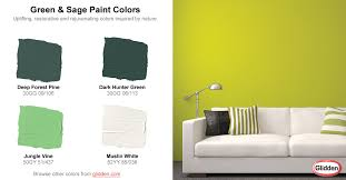 green u0026 sage paint colors