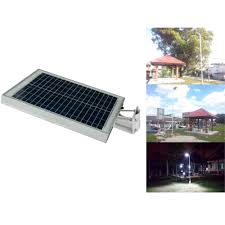Solar Panel For Street Light by Aliexpress Com Buy Led Streetlight Solar Omega 2 0 Street Light