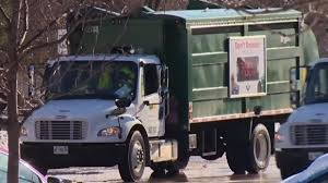 kitchener garbage collection region says friday s waste collection to be delayed by a week ctv