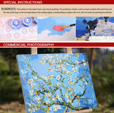 canvas painting set artist oil color set for beginners gx7081