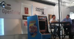 Open Table Chicago Founder Stories At 1871 Opentable U0027s Chuck Templeton Doejo