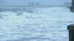 hermine drifts past northeast threatening storm surge and 70 mph