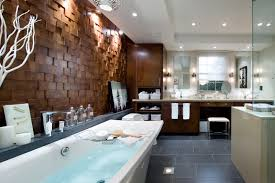 High Quality Bathroom Vanities by Bathroom Luxury Bathroom Wood Accent Wall High Quality Bathroom