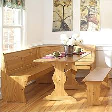 Oak Kitchen Table And Chairs Calgary Wood Kitchen Table With Bench - Bench tables for kitchen