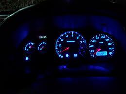 Led Cluster Lights Interior Led Cluster Lights Subaru Impreza Gc8 U0026 Rs Forum