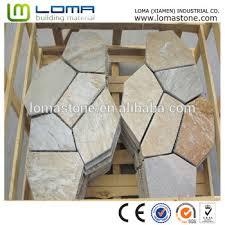 slate flooring mesh beige slate tiles for sales wall